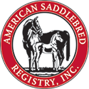 American Saddlebred Registry, Inc. Logo